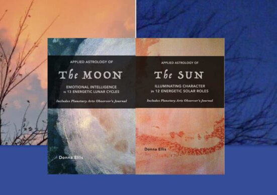 books author applied astrology sun moon