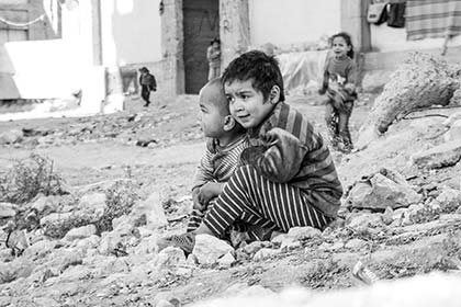 Rights of children during war: Dilemma of global humanity