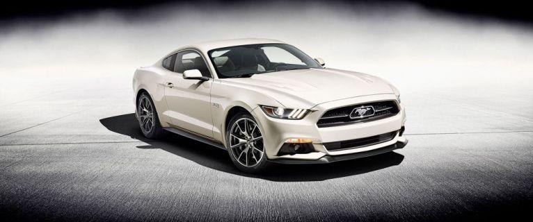Mustang série limitée pour célébrer les 50 ans