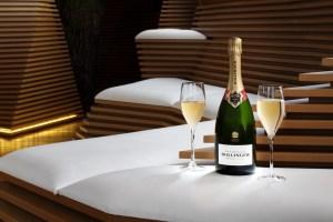 Yachts de Paris and Champagne Bollinger La Mode C Nous LMCN