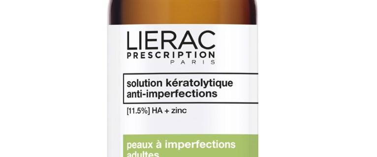 LIERAC Prescription Peaux à imperfections adultes