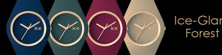 Ice-Glam Forest une icône d'élégance tout en sobriété  pour la rentrée