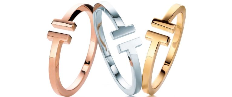Tiffany & Co. lance sa nouvelle collection Tiffany T