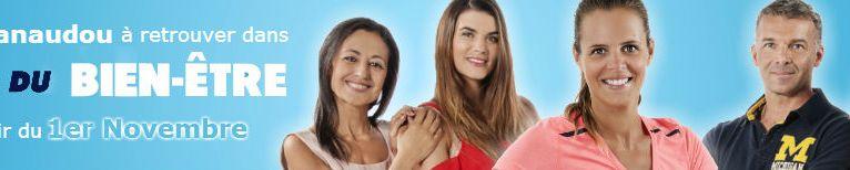 Laure Manaudou sa chronique sur MCS Bien-être