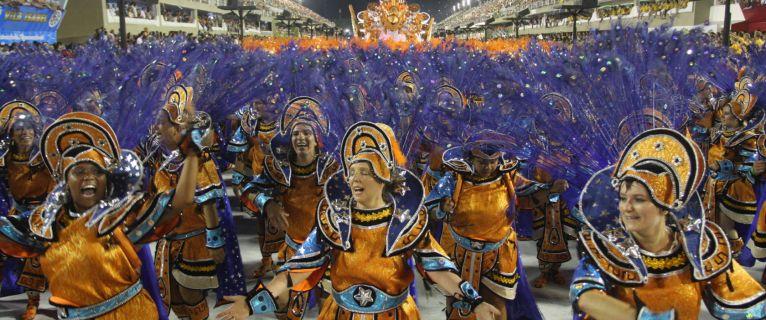 Rio de Janeiro Carnaval Romantique pour la Saint-Valentin