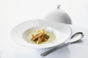 Mini-quenelles-poelees-robe-herbes_veloute-courgette @P.-Barret-Saint-Jean