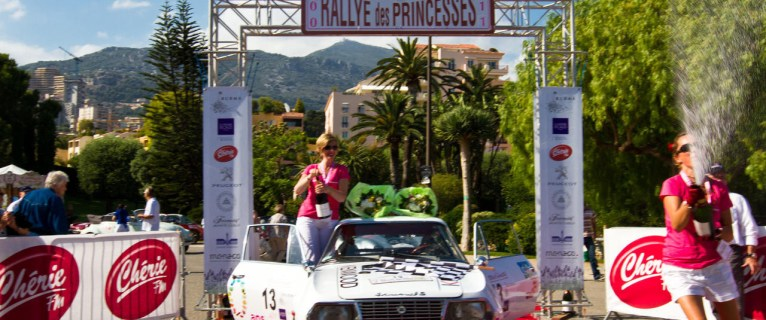 Rallye des Princesses – Richard Mille – Paris – Saint Tropez