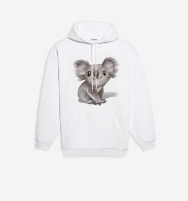 Sweat Koala Balenciaga