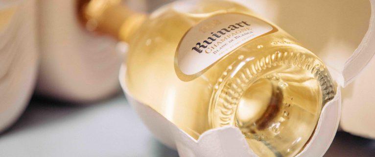 La MaisonRuinart annonce un nouveau packaging