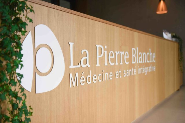 La Pierre Blanche