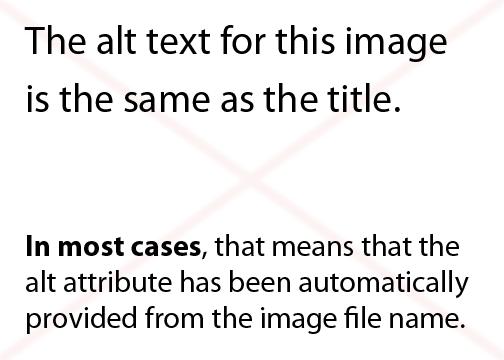 Le texte alternatif de cette image est identique au titre. Dans la plupart des cas, ça signifie que le texte alternatif a été renseigné automatiquement d'après le nom du fichier image.