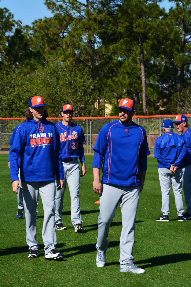 mets - harvey, degrom, matz 2
