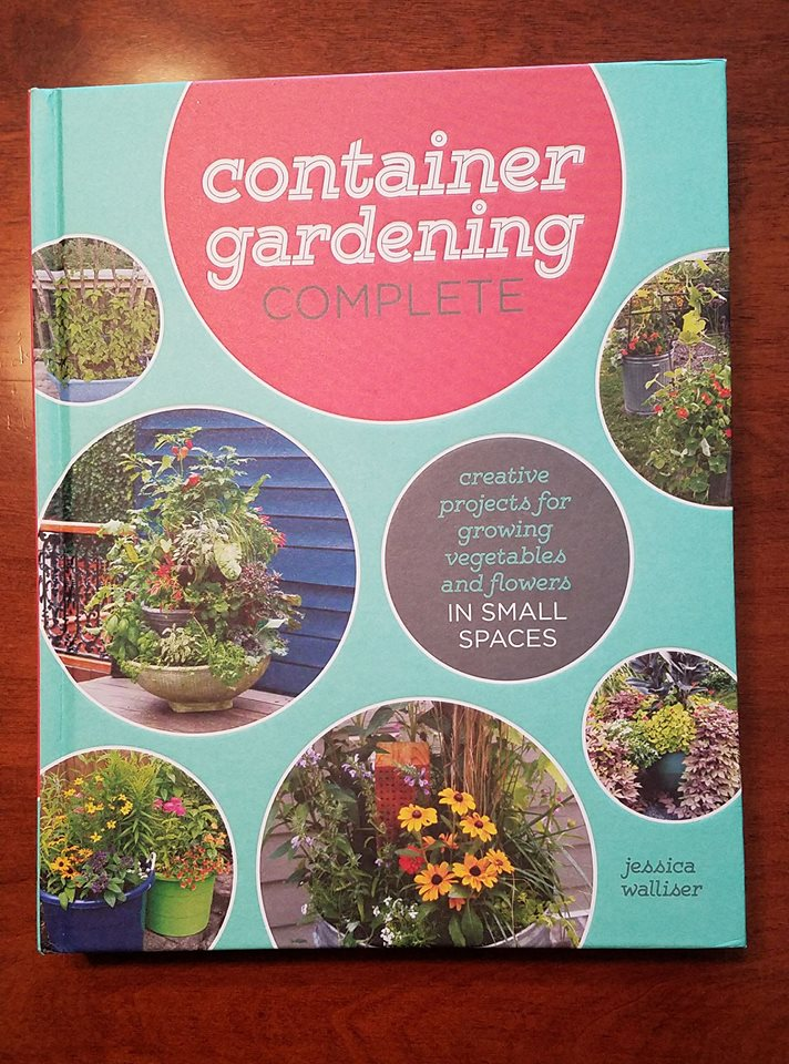 A Review Of Container Gardening Complete By Jessica