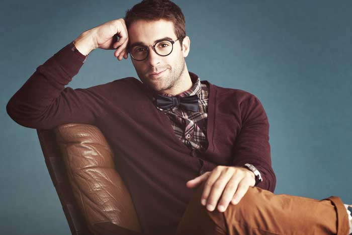 Geek chic fashion tips for men