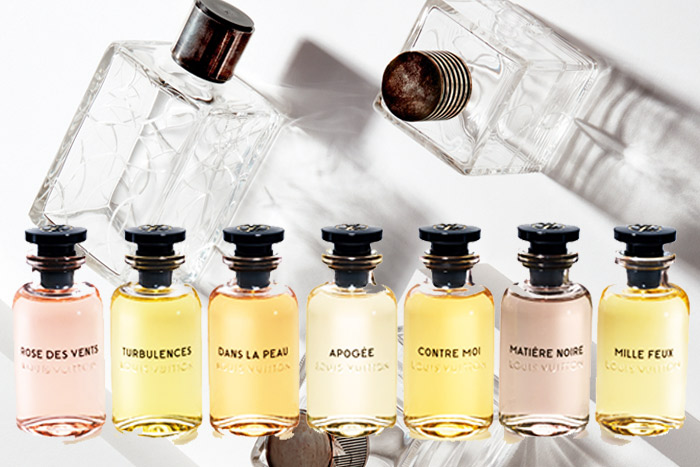 Louis vuitton les parfums launch new first fragrances