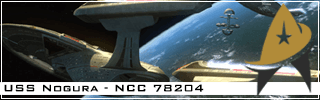 USS Nogura: And You Are? 10