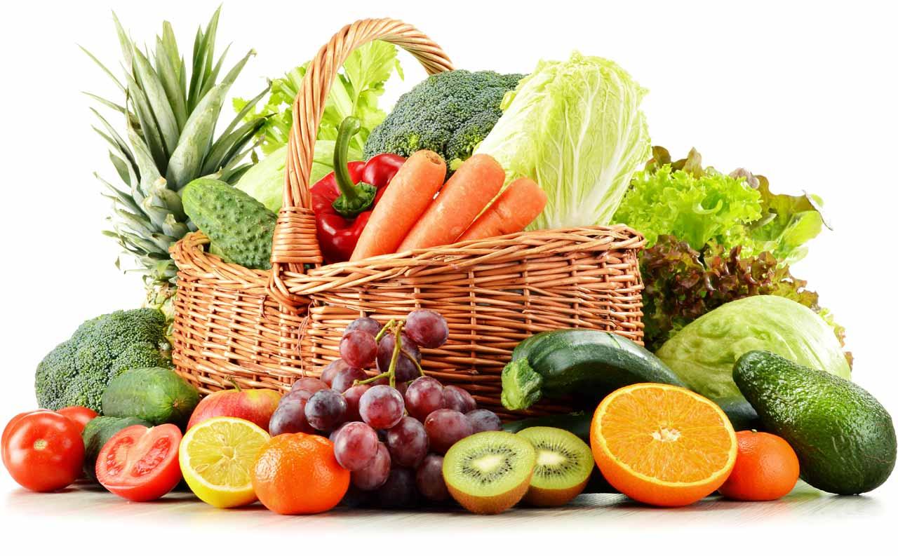 Bildergebnis für obst und gemüse