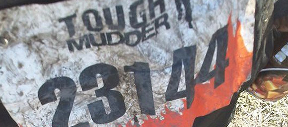 Tough Mudder bib