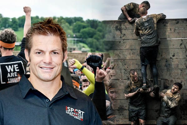 richie mccaw tough mudder
