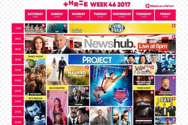 THREE-Schedule_Week-46