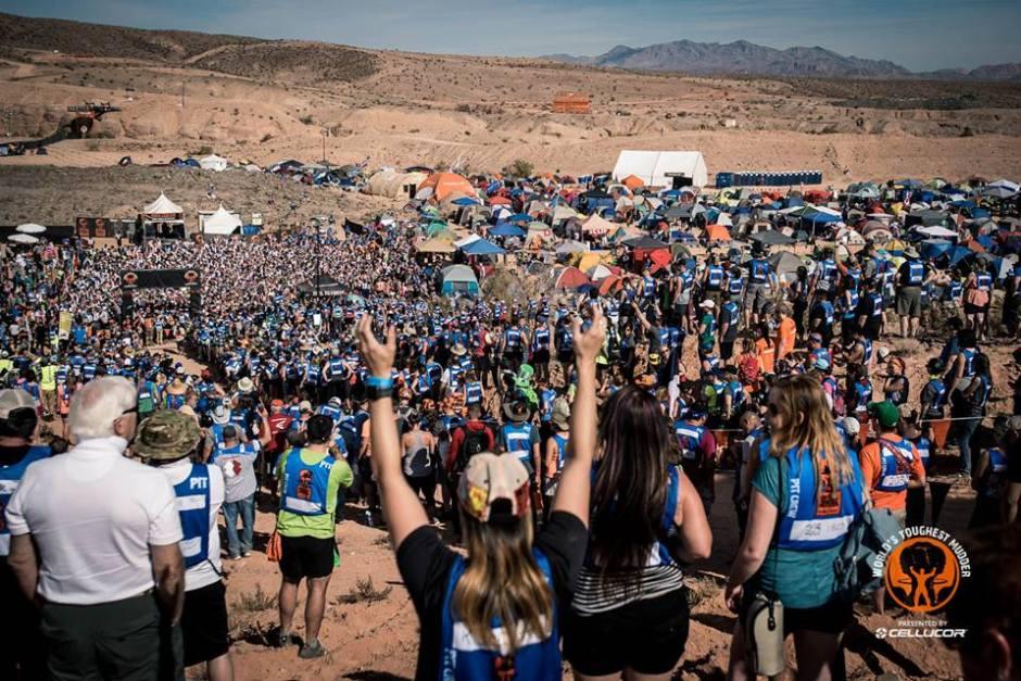 Worlds Toughest Mudder crowd 02