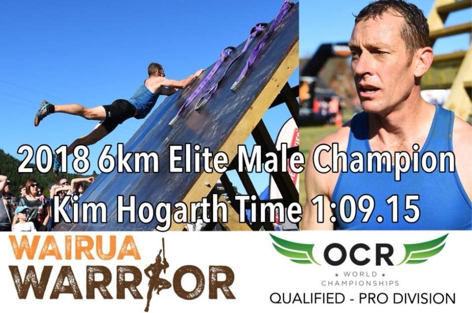 Wairua Warrior 2018 results 01