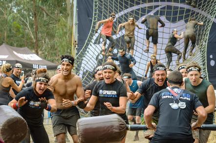 Spartan-gladiators