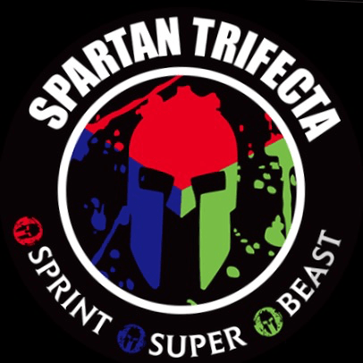 Spartan trifecta patch