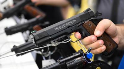 Arme à feu sécurité