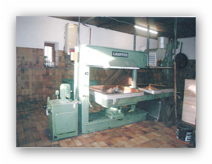 Laufer -Packpresse