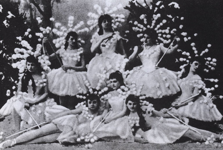 The Nutcracker, 1892