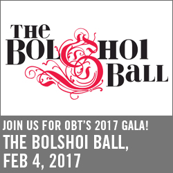 The Bolshoi Ball