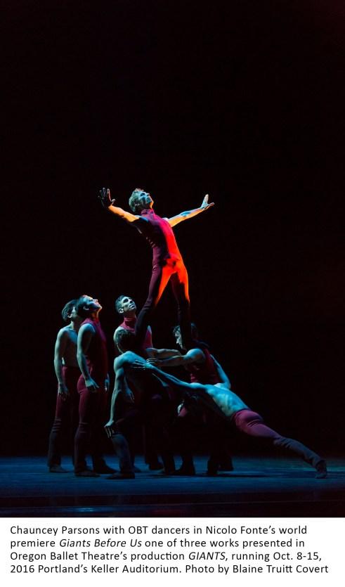 "Oregon Ballet Theatre,""Giants Before Us"",Nicolo Fonte"