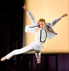Rhapsody in Blue, Chauncey Parsons, Photo by Blaine Truitt Covert