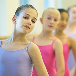 Oregon Ballet Thatre School Annual Audition