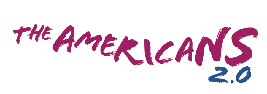 Logo for The Americans 2.0