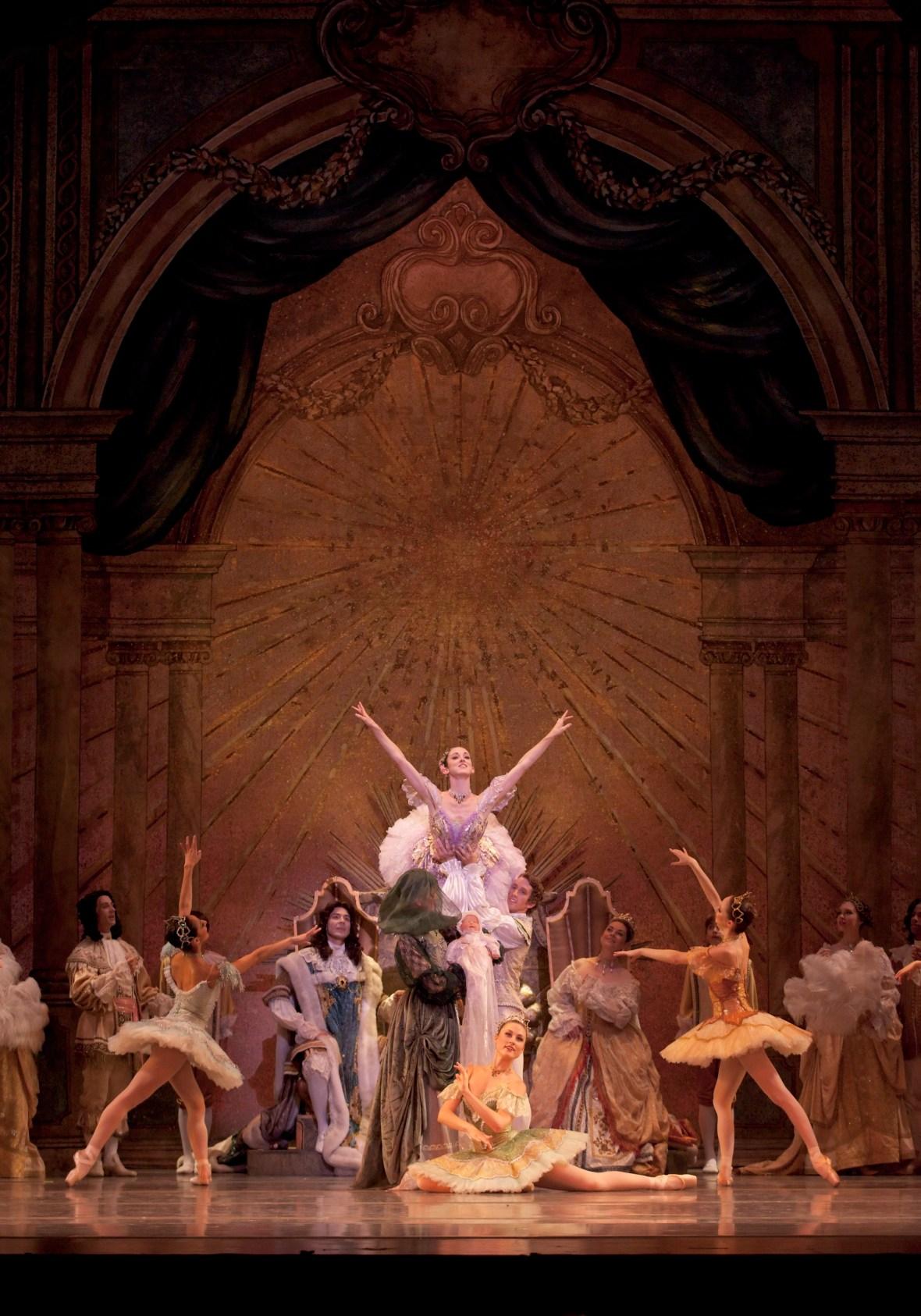 Sleeping_Beauty_2010_BlaineCT_02 | Oregon Ballet Theatre