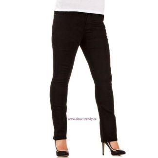 elastické džíny černé vel XXL-44