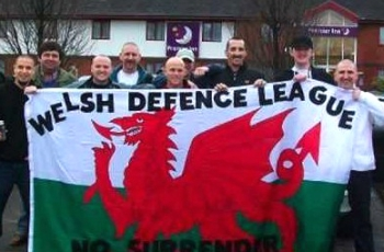 Unmasked Welsh Defence League Links With Neo Nazis OBV