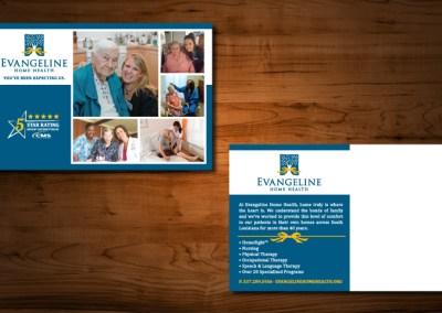 Evangeline Home Health Postcards