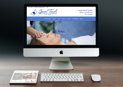 Special Touch Therapeutic Massage