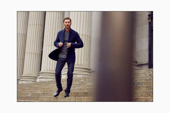 Kinross Cashmere F/W 2017 Relaunch