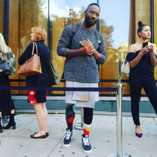 Mychael Knight Kilt for Jerris Madison
