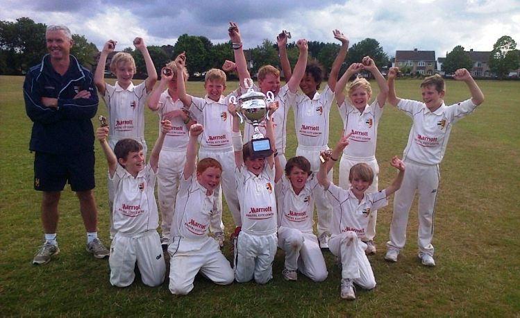 Under-13 Cup Winners