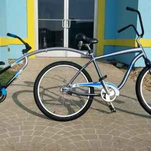 Tagalong with Beach Cruiser Example 1