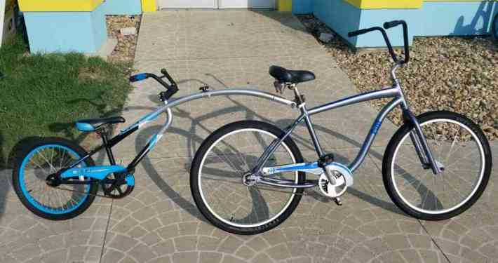 Tagalong with Beach Cruiser Example 2