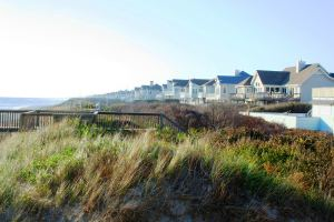 Corolla Flood Zones on oceanfront homes reduced or removed.