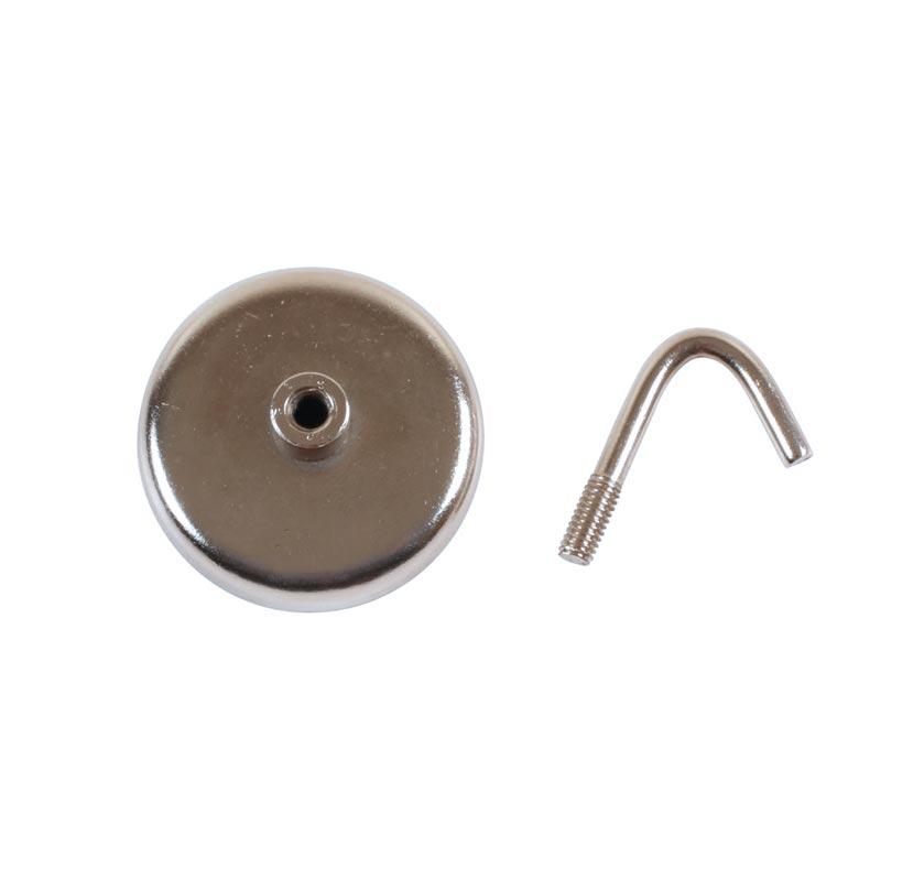crochets magnetiques 3 5kg pour rangement atelier garage laser