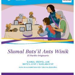 Tseltal to Spanish Literacy Manual Cover