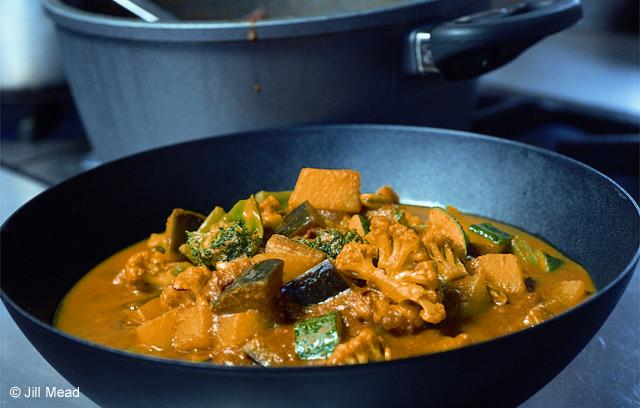 Easy Vegetable Curry Recipes From Ocado